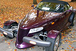 Chrysler Prowler for hire