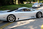 Saleen Twin Turbo S7 for hire
